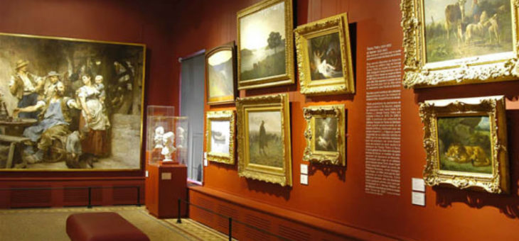 Увлажнение воздуха в музеях